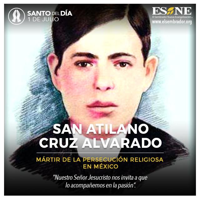 SAN ATILANO CRUZ ALVARADO