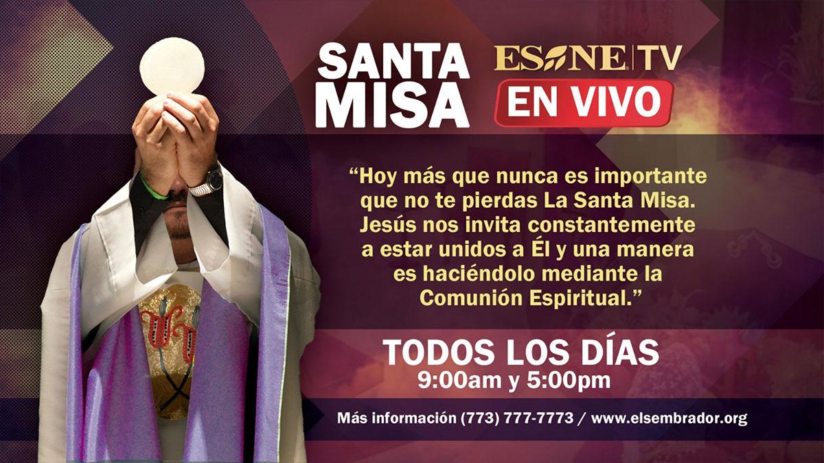 Horarios Santa Misa Y Santo Rosario El Sembrador