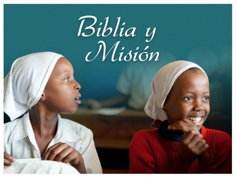 Biblia y Misión