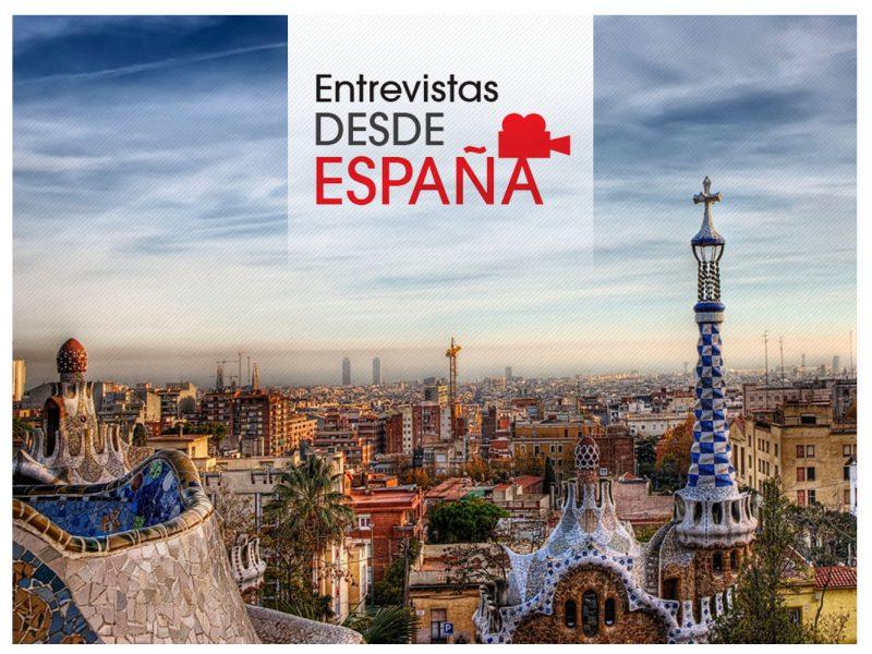 Entrevistas desde España